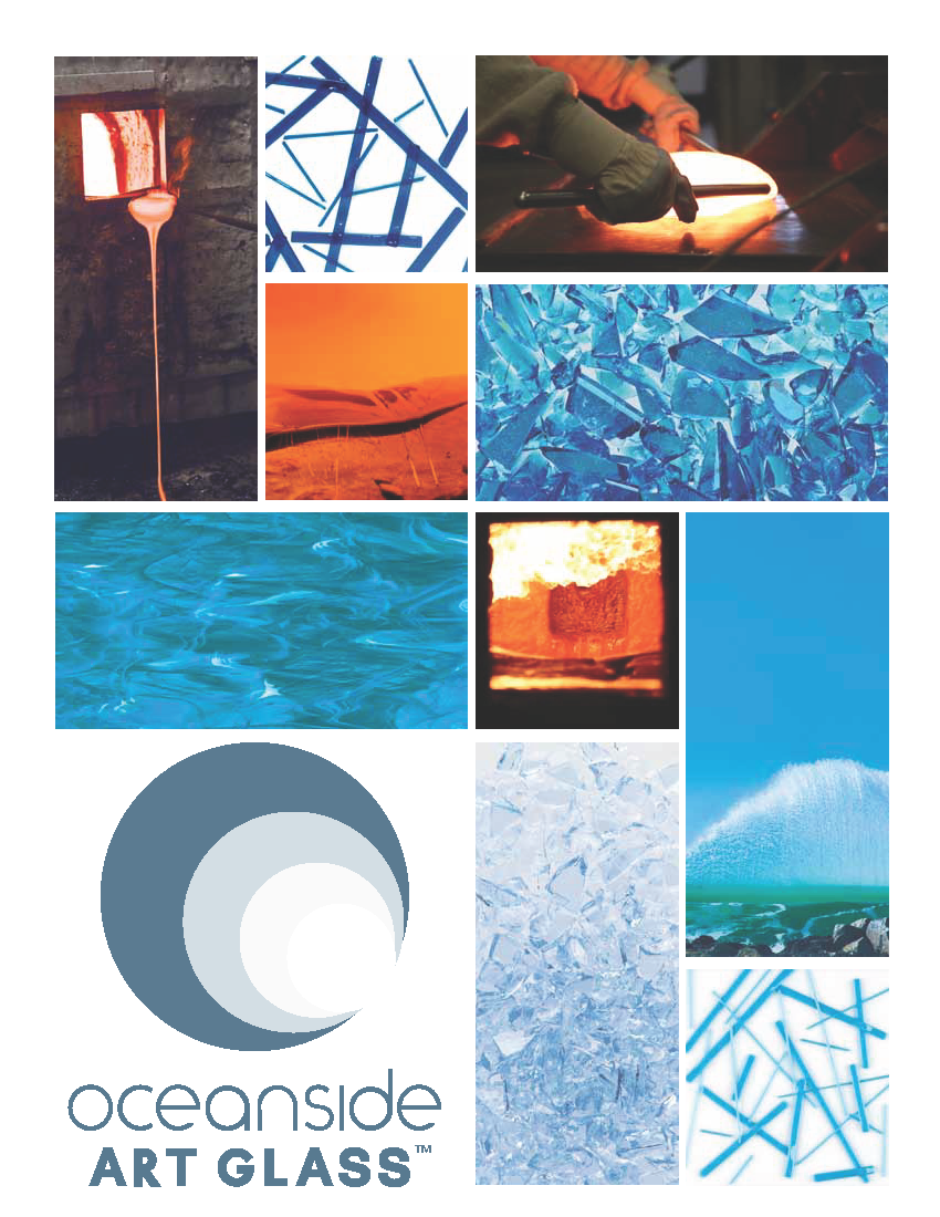 Art Glass Catalog Cover